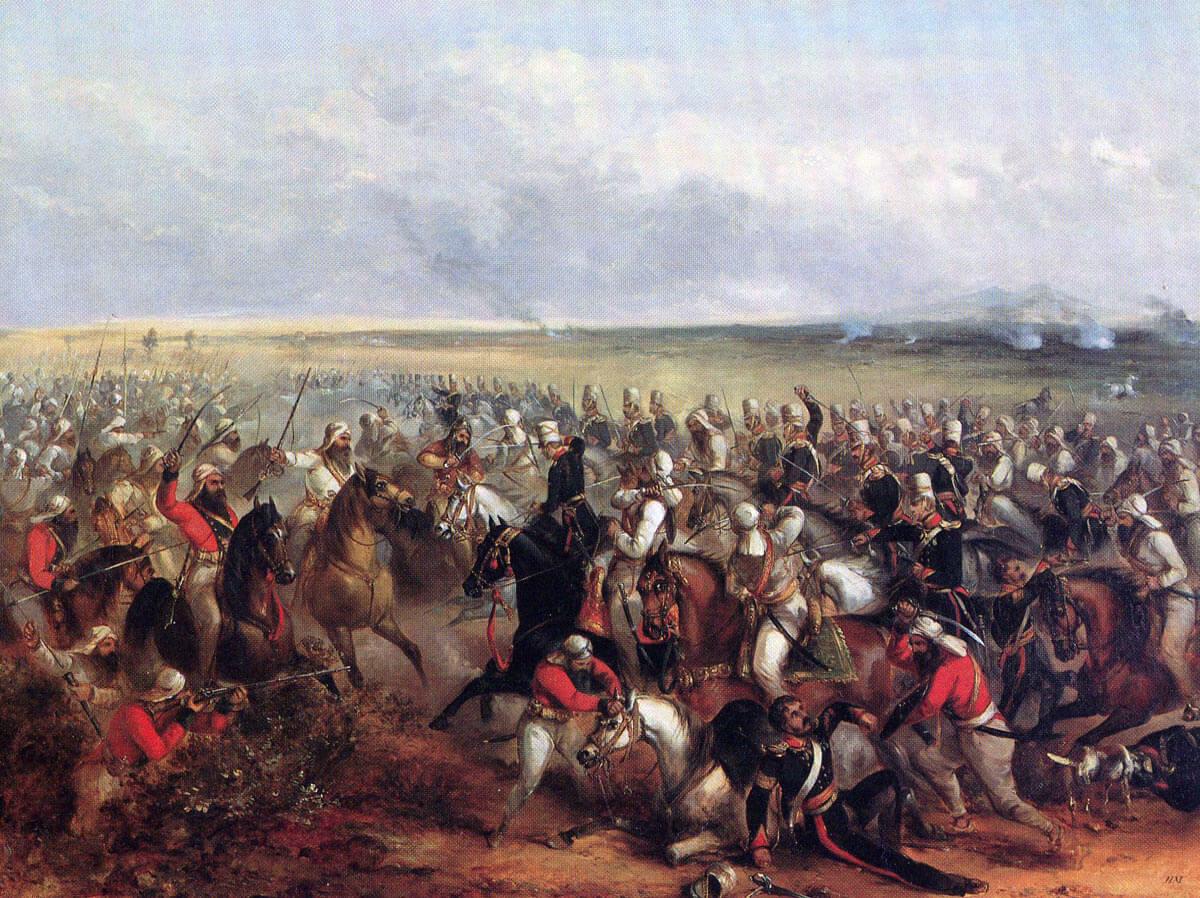 प्रथम सिख एंग्लो युद्ध कब हुआ (भाग 4 )