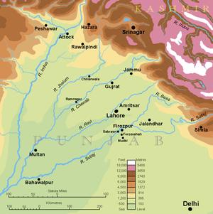दूसरा आंग्ल-सिख युद्ध (1848-49)