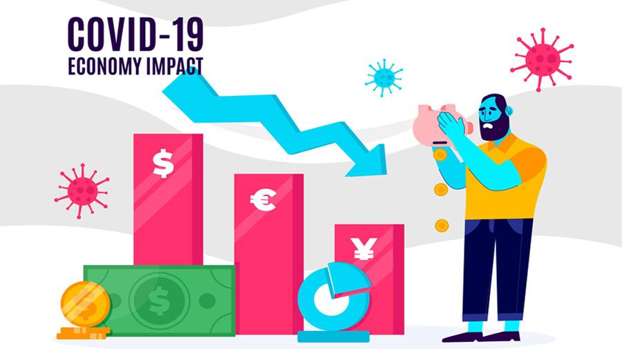 भारतीय अर्थव्यवस्था पर COVID-19 का प्रभाव